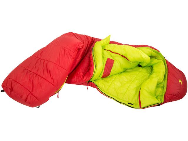 Carinthia G 250 Sleeping Bag L red/lime
